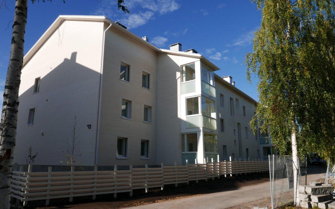 Pohjantikankuja 4, Oulu